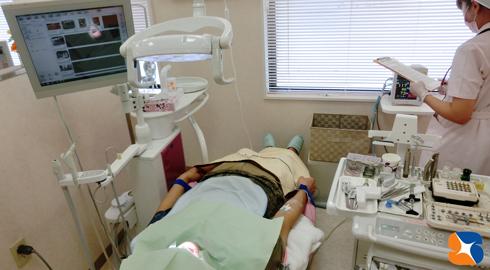 歯ぎしり強い ブリッジ割れる 恐くない無痛インプラント手術